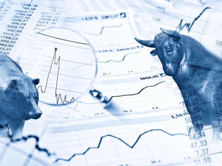 Börse Stock Exchange Markt