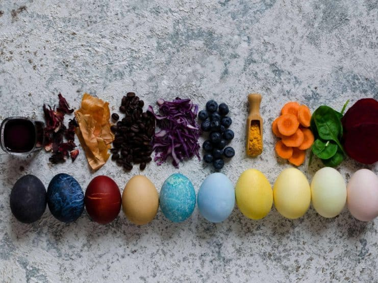natürliche Lebensmittelfarbstoffe, natural food colorants