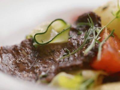 Aleph Farms meat