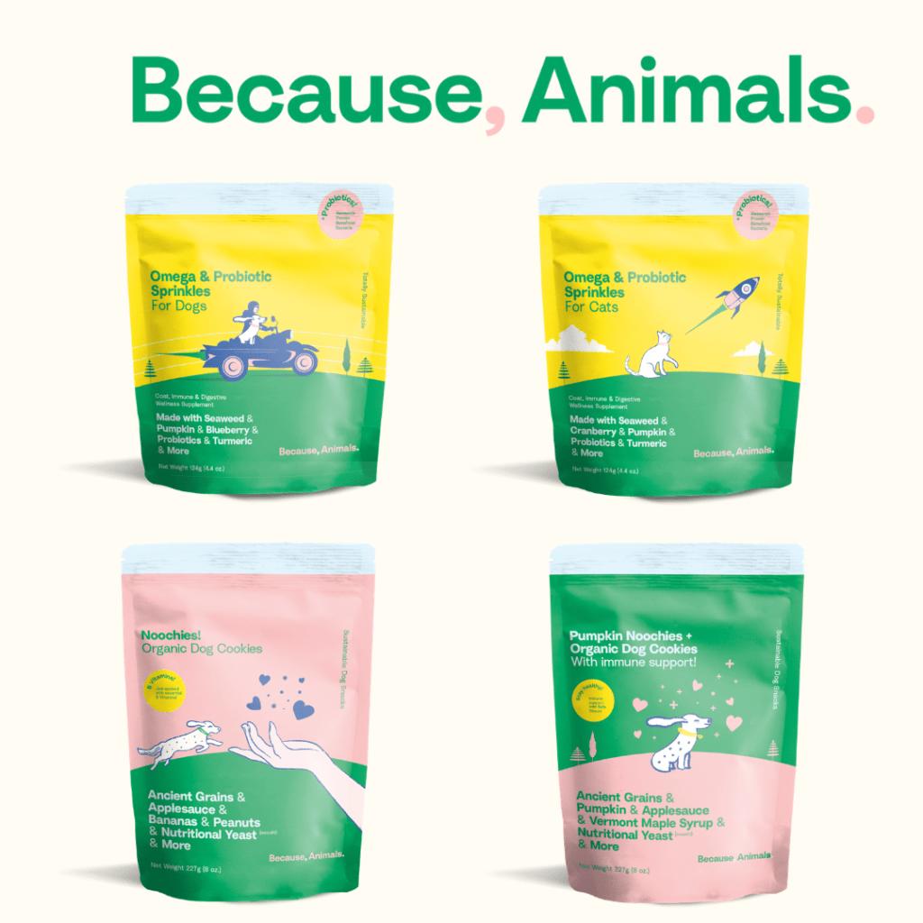 © Because, Animals