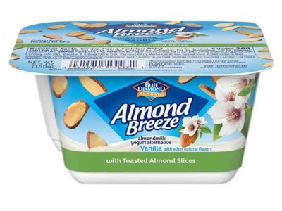 Almond Breeze Mandeljoghurt