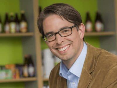 Daniel Meißner, Leiter der Alnavit GmbH