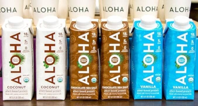Aloha Proteindrink
