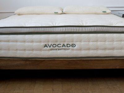 Avocado-Green Mattress logo