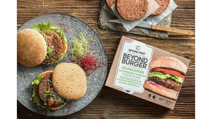 Beyond Burger Coop Schweiz