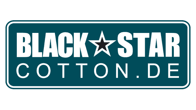 Black Star Cotton Logo