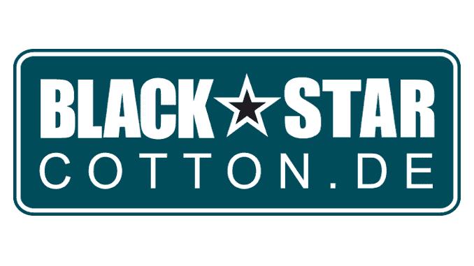 Black Star Cotton Logo