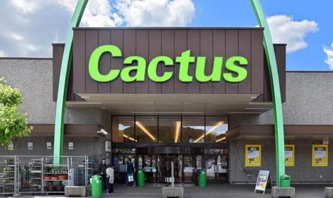 Cactus Luxembourg logo