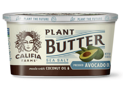 Califia Farms vegane Meersalzbutter