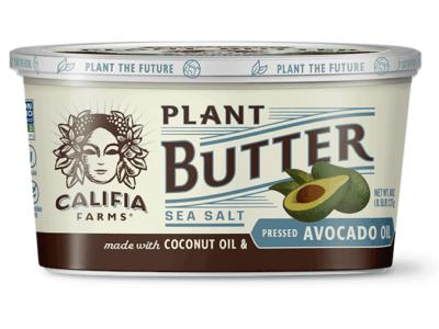 Califia Farms vegane Meersalzbutter