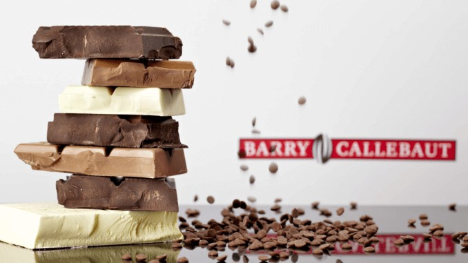 vegane Schokolade von Barry Callebaut