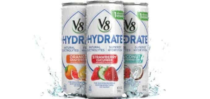 Campbell Soup V8 Hydrate