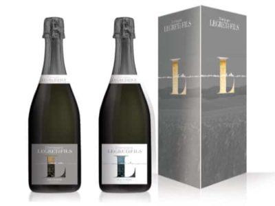 Champagne Legret & Fils logo