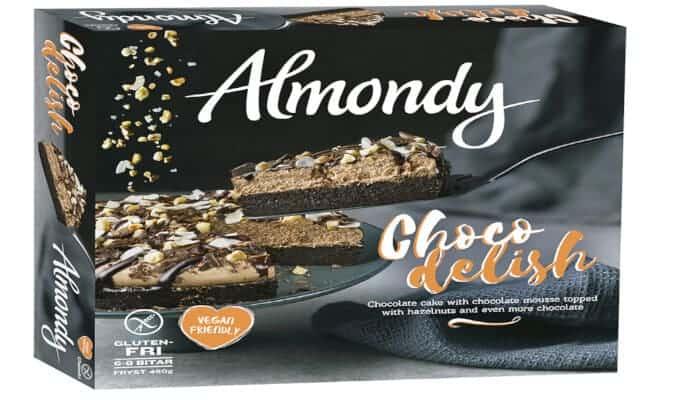 ChocoDelish Almondy