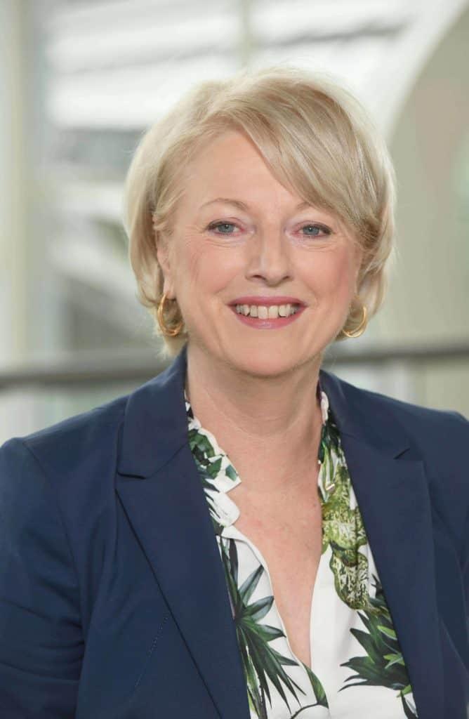 Claudia Johannsen, Geschäftsbereichsleiterin Hamburg Messe und Congress GmbH