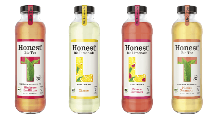 Coca Cola Honest Tea Sorten