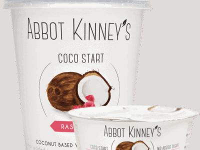 Abott Kinney`s Eis vegan