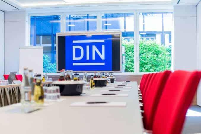 DIN Deutsches Institut für Normung