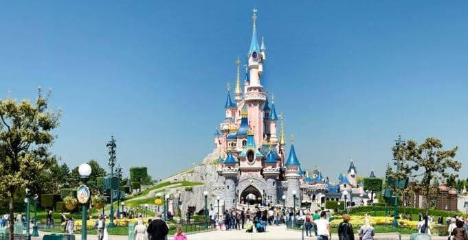Disneyland Paris Burg