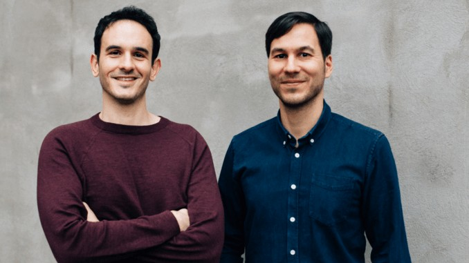 Petar Djekic & Pedro – Gründer von FAER
