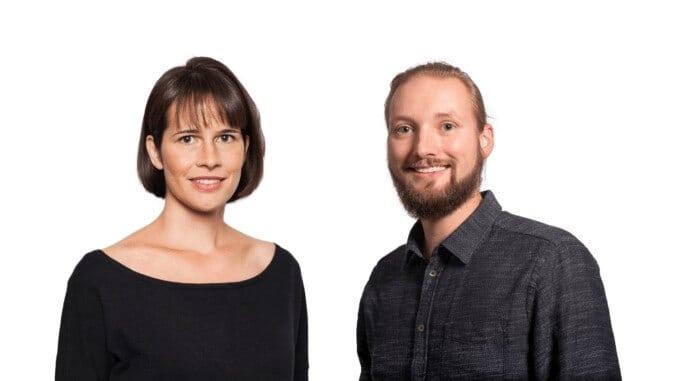 Simone Gröschl & Dirk Liebenberg