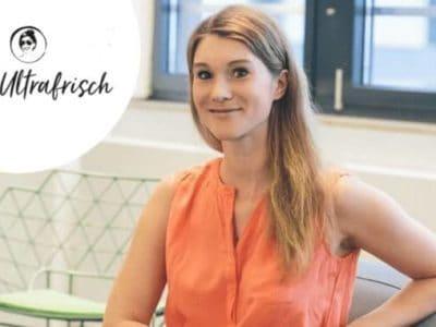 Janina - Geschäftsführerin von Fräulein Ultrafrisch