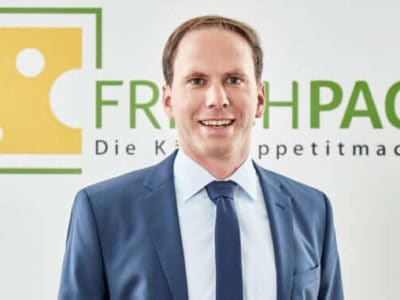 Frischpack: Matthias Baumann (Marketing- und Produktmanager)