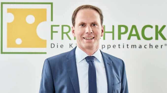 Frischpack: Matthias Baumann (Marketing- und Produktmanager)