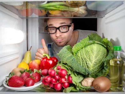 Gemüse Obst pflanzlich Ernährung
