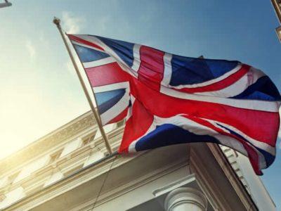 Großbritannien England Flagge
