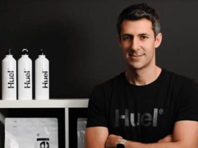 James McMaster – CEO von HUEL