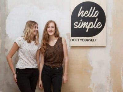 Hello Simple Gründerinnen
