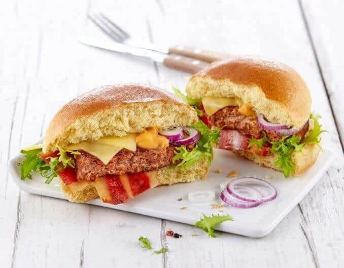 Hydrosol_All-Vegan Burger