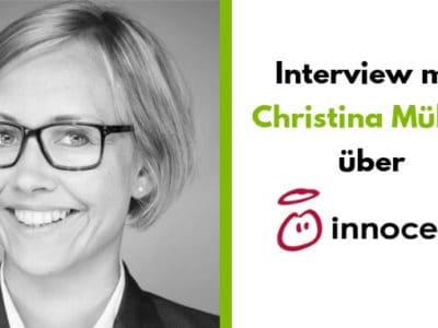 Christina Müller – Senior Brandmanager innocent drinks Germany