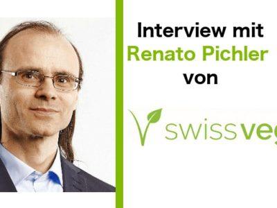 Interview mit Renato Pichler von SwissVeg