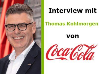Interview Thomas Kohlmorgen Coca Cola