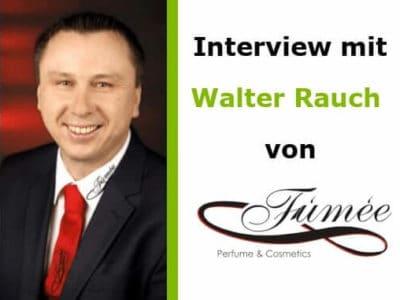 Walter Rauch Fúmée Interview