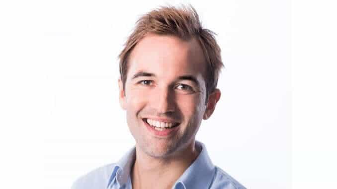 Jack Bean Gründer Mathijs Huis in 't Veld