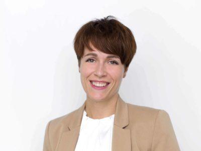 Julia Schneider Portrait ProVeg