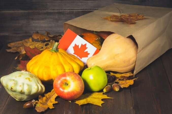 Kanada Canada Ernährung vegan