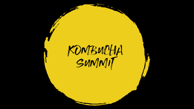 Kombucha Summit Berlin 2019