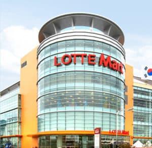 LotteMart in Südkorea