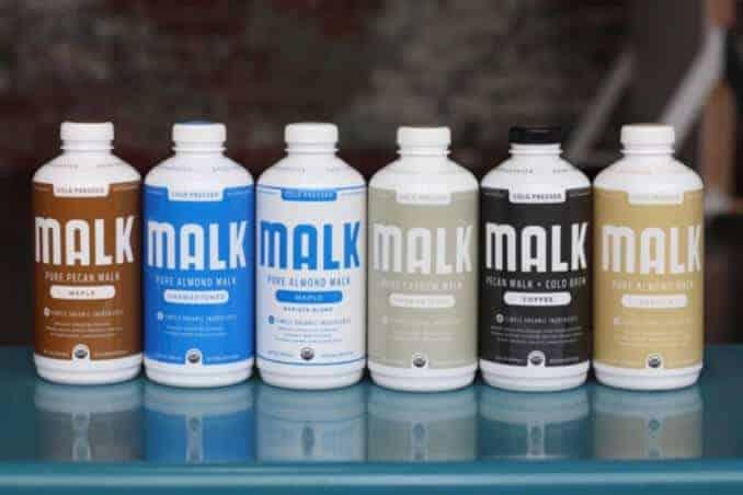 MALK Organic Nuss Milch