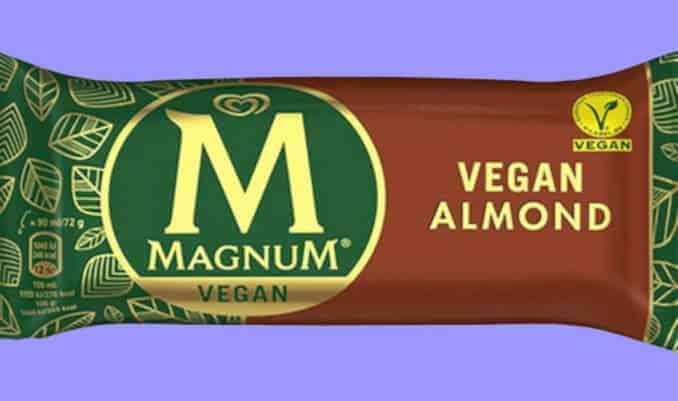 Magnum vegan Eis
