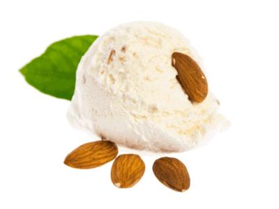 Eis aus Mandelmilch von Whole Foods
