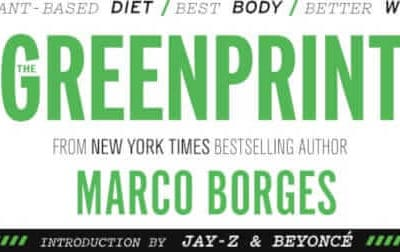Marc Borges 22 days nutrition the greenprint logo