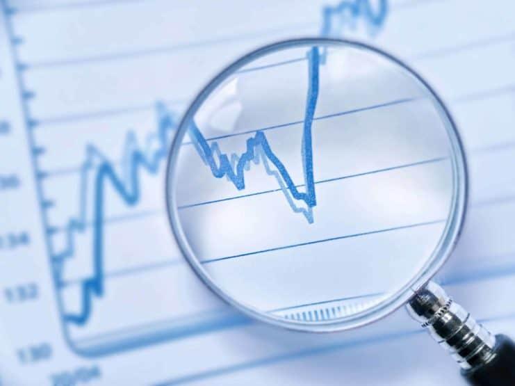 Markt Studie Graph Logo