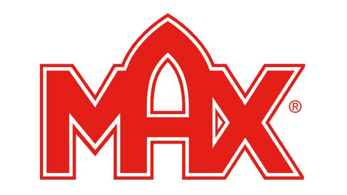 Logo von Max Burgers aus Schweden