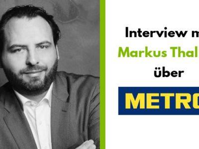 Markus Thaller – Category Manager Fleisch/Wurst bei METRO Deutschland