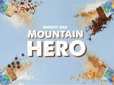 Mountain Hero Energieriegel V2